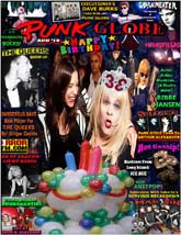 Punk Globe Magazine