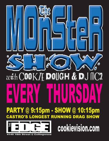 Monster Show Poster