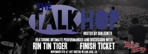Zen Zenith Hosting Rock Hop Nov 8