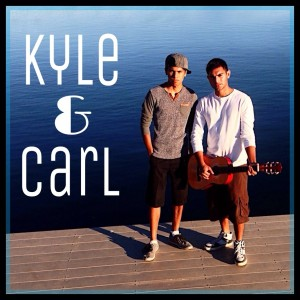 Kyle and Carl