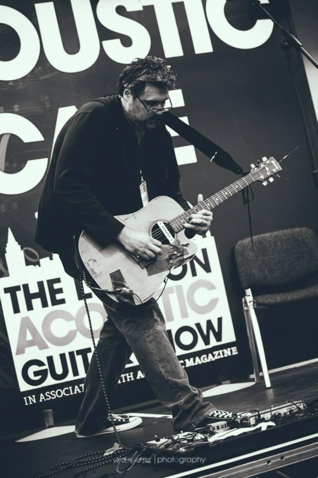 Matt Stevens Live