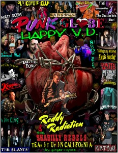 Punk Globe cover Feb 2015