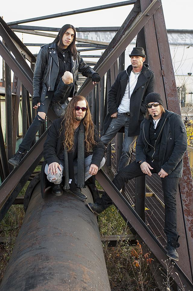 Silvertung Band