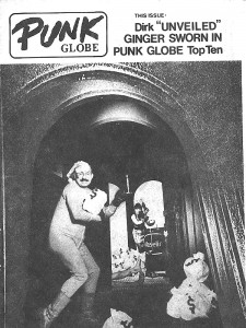 Early Punk Globe cover