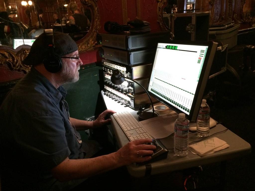 David Denny Recording