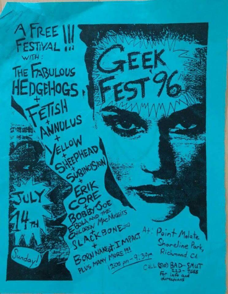 Geekfest 96